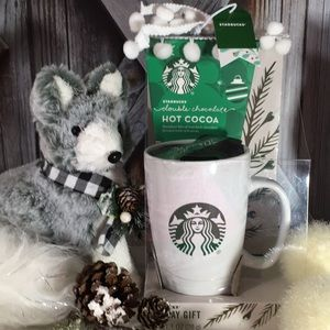 NWT STARBUCKS Gift Travel Lid Mug